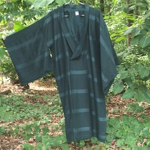 Vintage Kimono 100% silk made in Japan